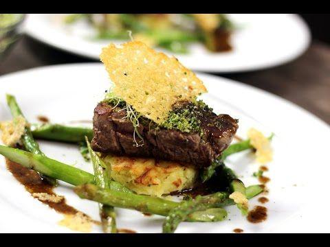 Poledwica Wolowa Idealna Na Romantyczna Kolacje Youtube Food Steak