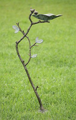 Celtic Garden - Lovebirds Bird Feeder