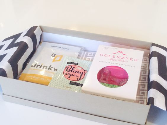 engagment monthly subscription box