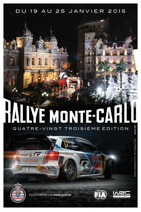 Automobile Club de Monaco — Rallye Monte-Carlo