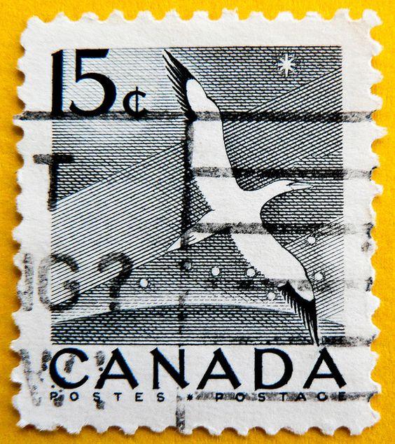 Canada 15 cent, circa 1954