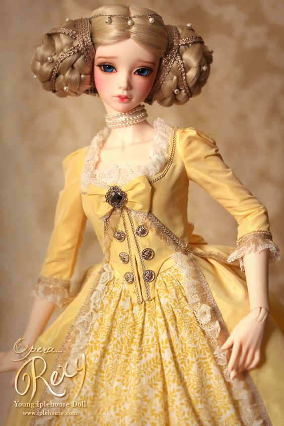 ball jointed doll costume - photo #4
