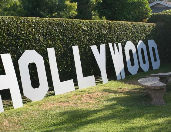 """40th birthday party / Birthday """"Hollywood Red Carpet """" 