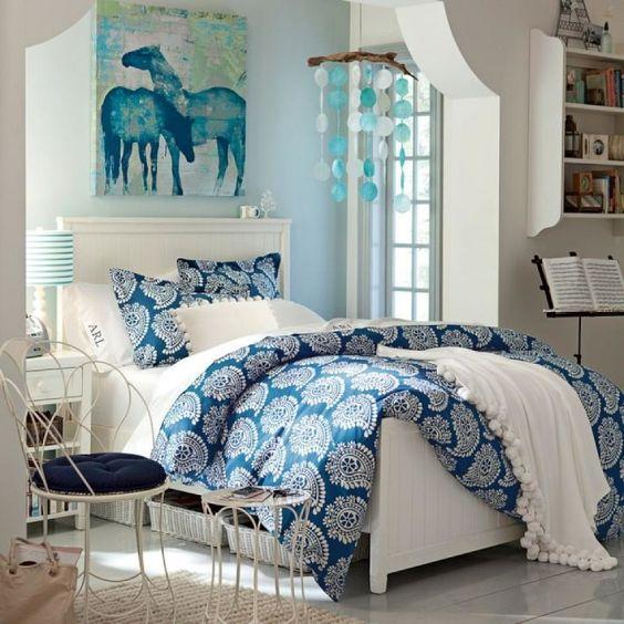Teenage girls bedroom design ideas picture | tapja.com
