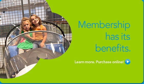 You definitely want to be a member.