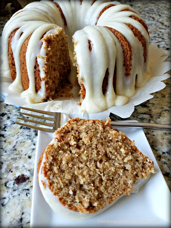 Vanilla Wafer Cake With Cream Cheese Icing