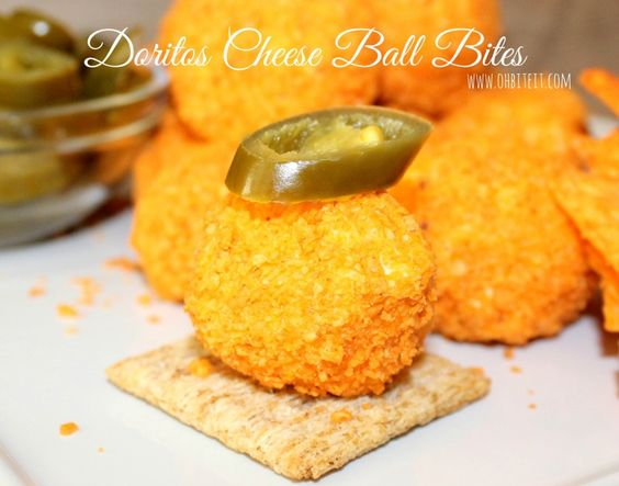 Cheese ball, Doritos and Cheese on Pinterest