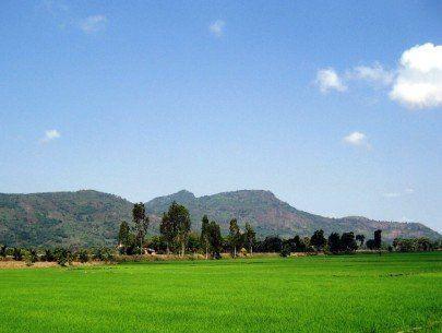 Núi dài - ngọn núi dài nhất trong Bảy núi