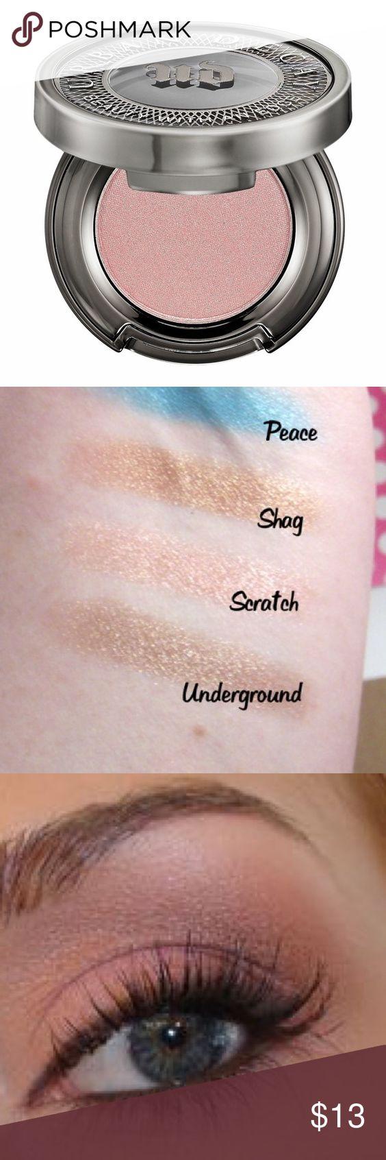 """NEW urban decay eyeshadow """"scratch"""" New urban eyeshadow full size scratch rose gold shimmer. Urban Decay Makeup Eyeshadow"""