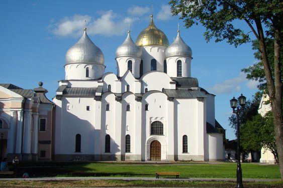 Софийский собор в Великом Новгороде: