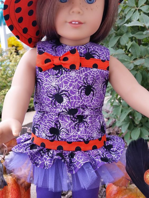 Bibbidy Bobbidy 18 inch doll outfit or American von GPDollDesign