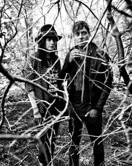 The Kills (Alison Mosshart & Jamie Hince)