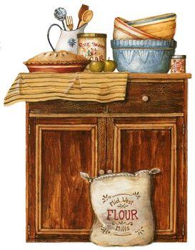 A la maison - chantalou16 vintage: