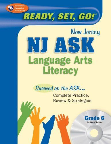 The NJ ASK is an example of a state standardized test that assesses students' ability in mathematics, language arts, and science in grades 3-8.  It involves both multiple choice and open-ended questions.  This website can strongly be used for teachers who need sample tests to provide for their students and need to know how to prepare them.
