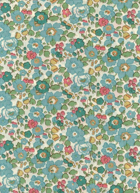 Fabric Liberty of London Tana Lawn Betsy Fat Quarter fq