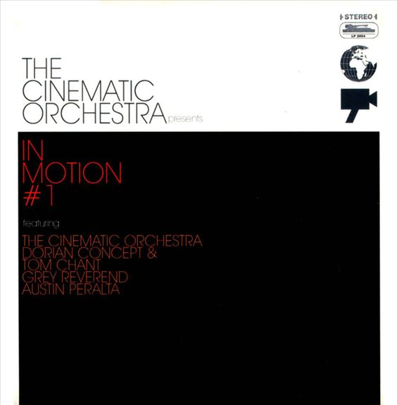 The Cinematic Orchestra In Motion Pt1 1