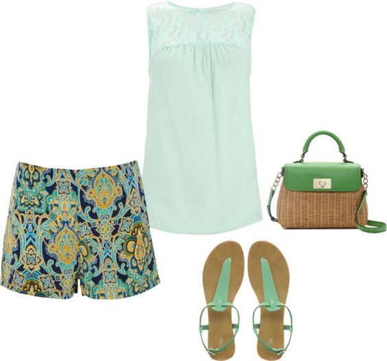 fancy summer, created by lackey-lack on Polyvore
