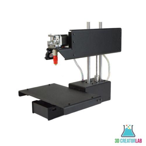 Printrbot Simple Metal 3D Printer Kit Black - http://3dcreatorlab.com/product/printrbot-simple-metal-3d-printer-kit-black/