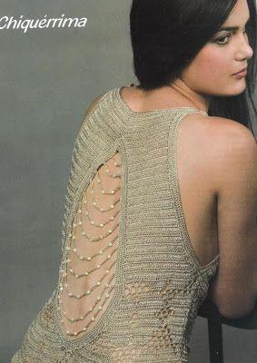 São Luis Crochê: vestuário