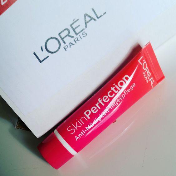 Skin Perfektion Tagespflege von Loreal