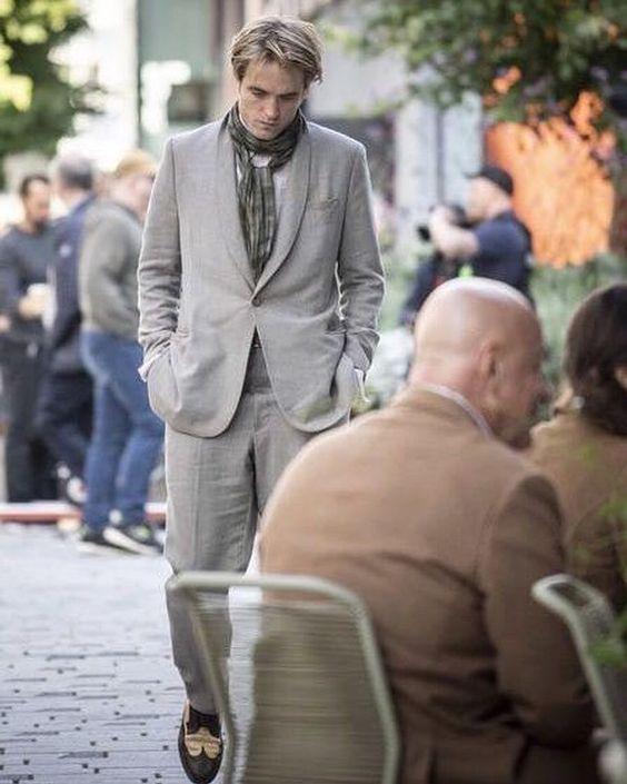 05sep19 Rob Filming Tenet In Oslo Norway Robert Pattinson Nolan Film Robert
