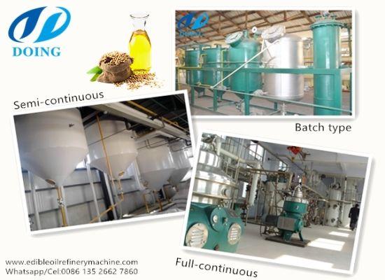 Soybean Oil Refinery Plant Oil Refinery Soybean Oil Edible Oil