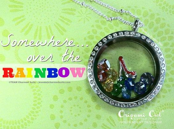 Wizard of Oz locket