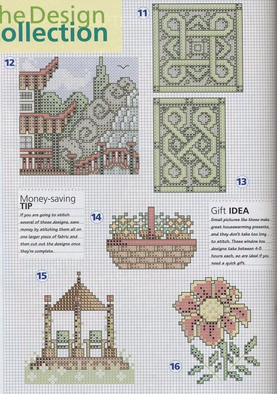 Gardens cross stitch and minis on pinterest for Tudor knot garden designs