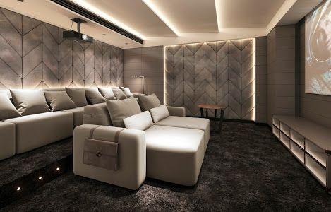 Cinema Room luxury cinema room with cinema seating that is like no other
