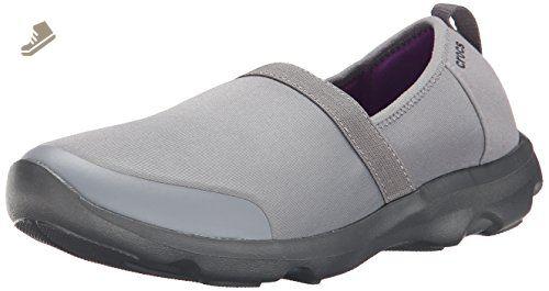 LodgePoint Suede Pullon Boot, Bottes Souples Femme - Marron (Hazelnut 28G), 33/34 EUCrocs