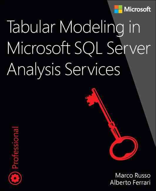Tabular Modeling in Microsoft SQL Server Analysis Services (Paperback) - microsoft competitive analysis