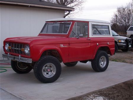 69 bronco grand wagoneers and classic suv 39 s pinterest. Black Bedroom Furniture Sets. Home Design Ideas