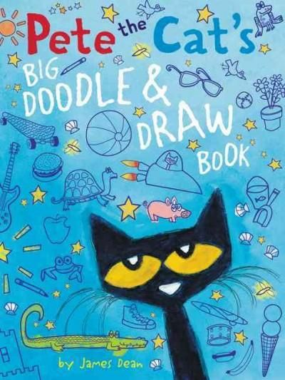 Pete the Cat stars in his first-ever coloring and activity book! Pete the Cat…