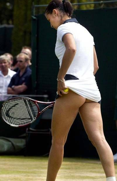 Tennis players oops moments | extra????? | Pinterest | D ...