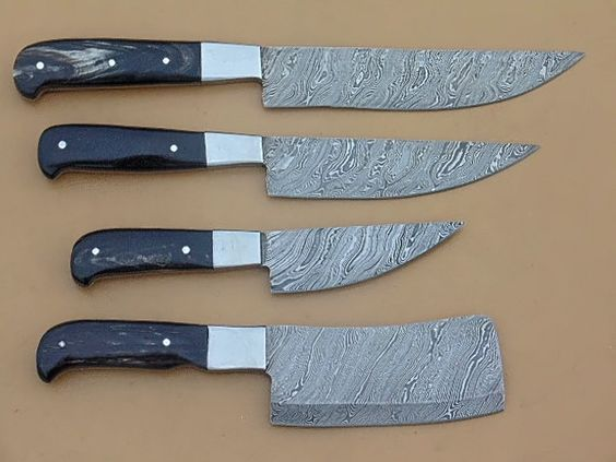 Hand made chef set, a best quality.