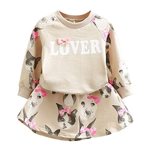 Petitebella My 2nd Birthday White Shirt Beige Hearts Skirt Outfit Set 1-8y