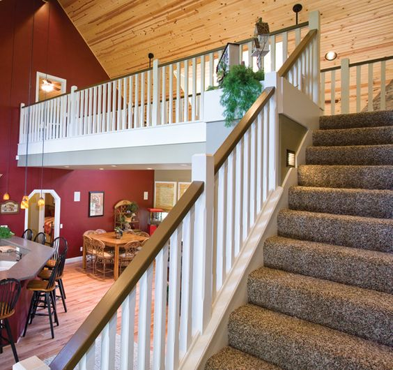 Best Stairway 10 Features Ljc 5360 Chamfered Balusters Ljc 400 x 300