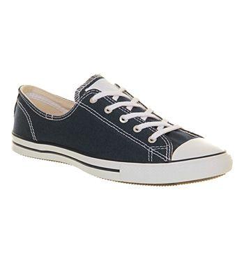 Discount Women's Converse Ctas Navy Shoes