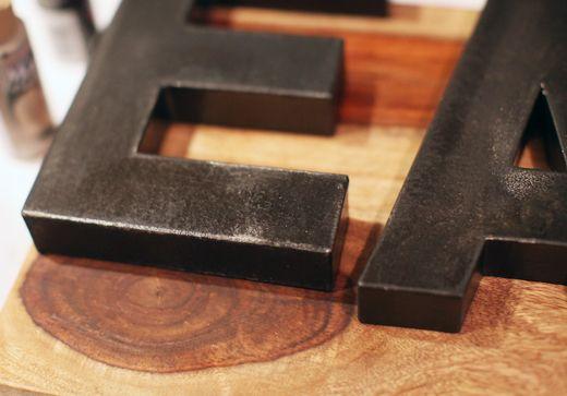 black gold wood letters and acrylics on pinterest. Black Bedroom Furniture Sets. Home Design Ideas