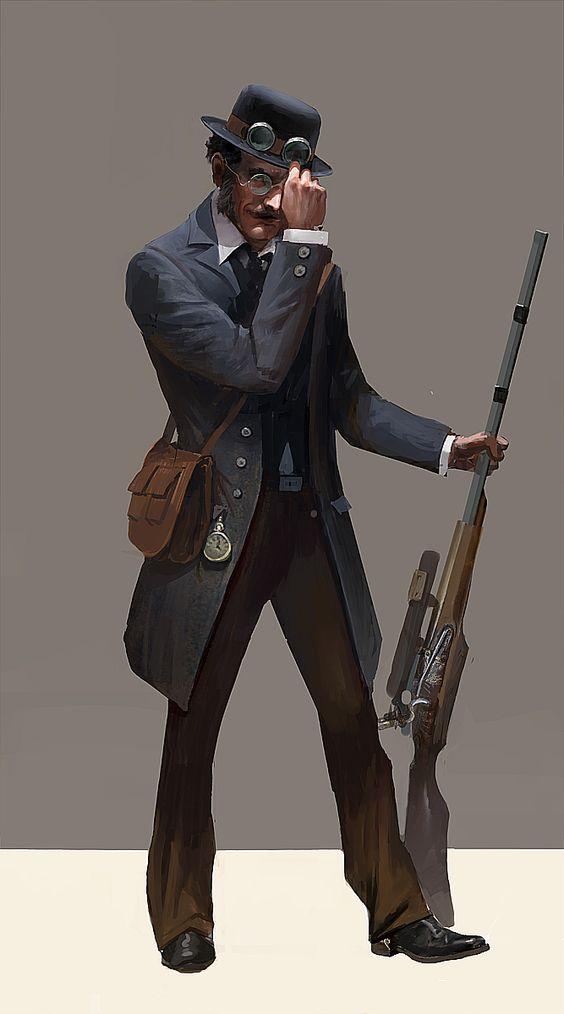 Fusilero Humano