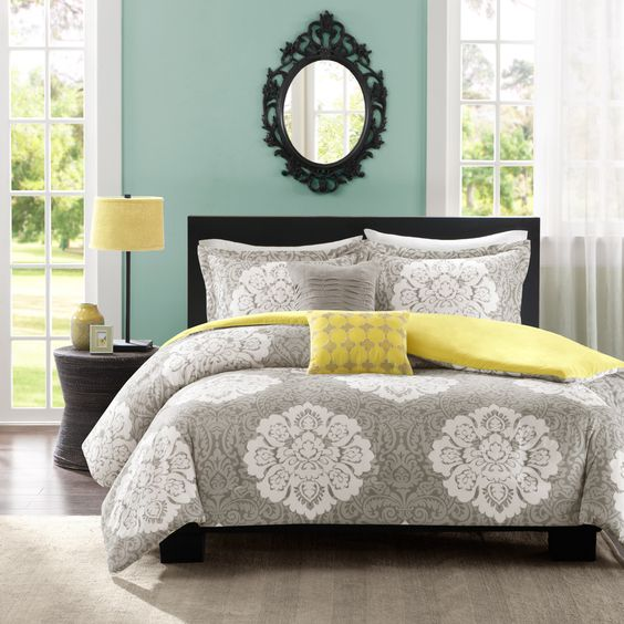 Intelligent Design Ciara 5 Piece Duvet Cover Set By Id