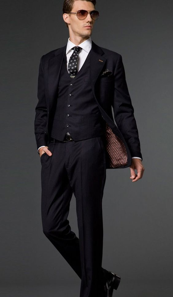 Fashion suits men 39 s suits and suits on pinterest for High end men s dress shirts