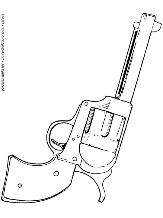 Line Drawing Editor : Line drawing glock sketch coloring page