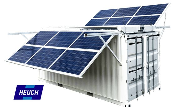 Heuch Offers A Range Of Re Deployable And Semi Permanent Solar Power Commercial Refrigeration Equipment And Remote Refrig Solar Small Wind Turbine Cold Storage