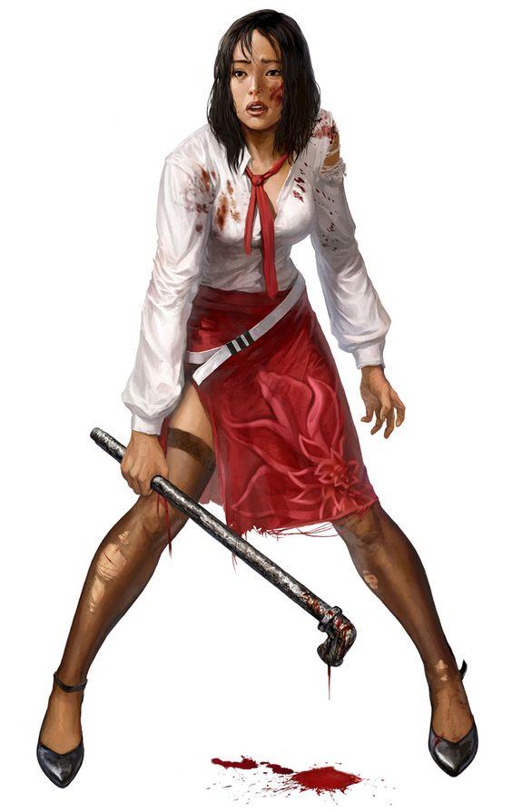 Dead Island Riptide Most Op Character