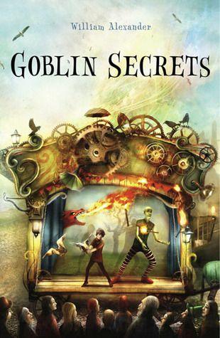 Goblin Secrets (Zombay, #1):