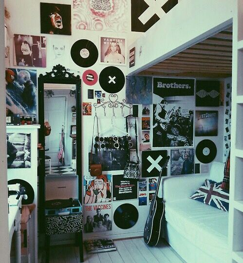 Vsco Vintagerock Hipster Bedroom Grunge Bedroom Tiny Bedroom Staying healthy in college can be difficult. vsco vintagerock hipster bedroom