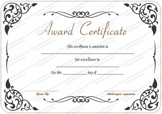 Free award templates teamwork award classroom certificates free printable certificate of recognition google search free award templates yelopaper Images