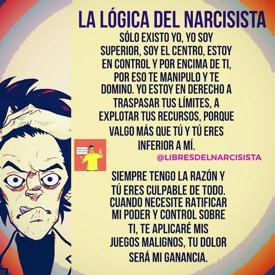 La lógica del narcisista choca con la nuestra, a veces cometemos el error de juzgar sus acciones y nuestra relación con él, desde nuestra…