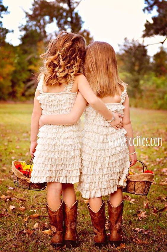 www.jaciiles.com #photography #fall wedding #country weddings #sisters #rustic